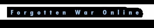 Forgotten War Online